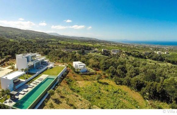 Kreta – Villa Amnalys